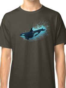 Lost in Serenity ~ Orca ~ Killer Whale Classic T-Shirt