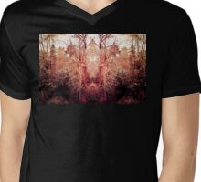 The Hidden World Mens V-Neck T-Shirt