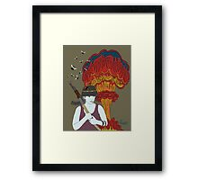 Project Five Framed Print