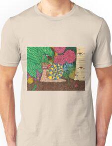 Snail's Eye View Unisex T-Shirt