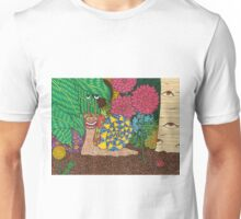 Snail's Eye View Unisex T-Shirt