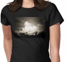 Earth Dragon Womens Fitted T-Shirt