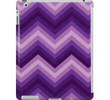 Retro Zig Zag Chevron Pattern iPad Case/Skin