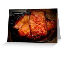 Homemade Bacon Greeting Card