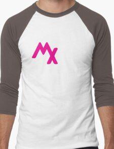 mylo xyloto - coldplay Men's Baseball ¾ T-Shirt
