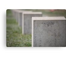 monument to the unknown soldier Canvas Print