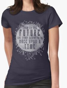 The Lunar Chronicles - Cinder Womens Fitted T-Shirt