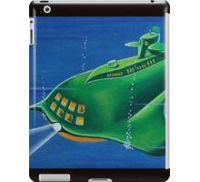 SEAVIEW SUBMARINE iPad Case/Skin