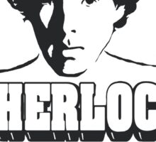 Sherlock is my Holmesboy. Sticker