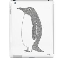 Tribal Penguin iPad Case/Skin
