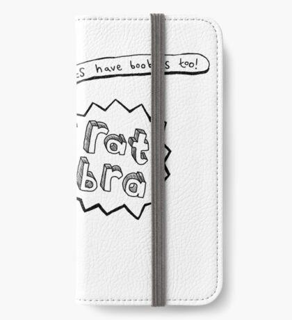 Rat Bra iPhone Wallet/Case/Skin
