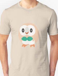 Rowlet Vector (Pokemon) Unisex T-Shirt