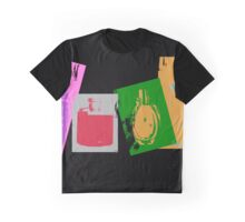 Perfume Bottles Graphic T-Shirt
