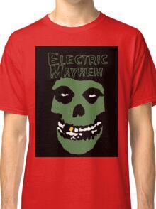 Electric Mayhem Parody Logo Classic T-Shirt