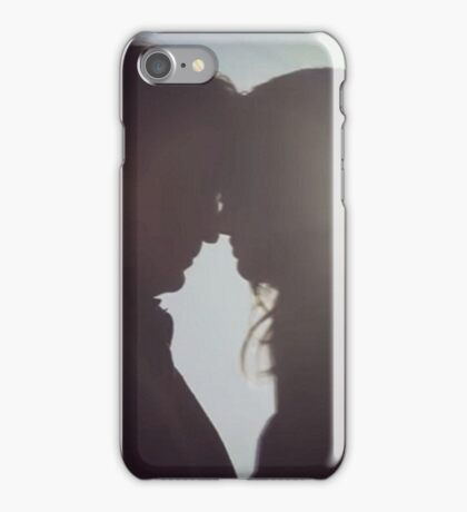 Castle and Beckette iPhone Case/Skin