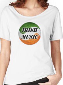 Cool Irish Music Women's Relaxed Fit T-Shirt