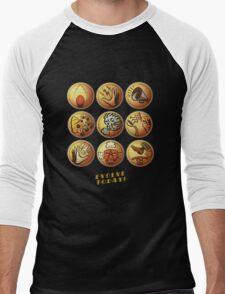 Evolve today! Men's Baseball ¾ T-Shirt