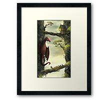 Journey 3 Framed Print