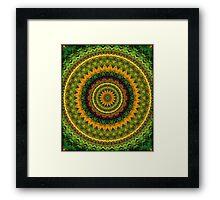 Mandala 033 Framed Print