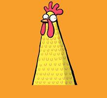 Suspicious Chicken Unisex T-Shirt