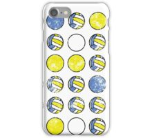 Quaffle, Bludger, and Snitch Claw iPhone Case/Skin