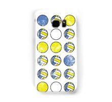 Quaffle, Bludger, and Snitch Claw Samsung Galaxy Case/Skin