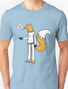 Choosy fox Unisex T-Shirt