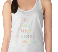 Magical Day Women's Tank Top