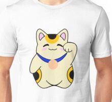 Lemon Maneki Neko Unisex T-Shirt