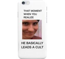 Dan Howell Basically Leads a Cult iPhone Case/Skin