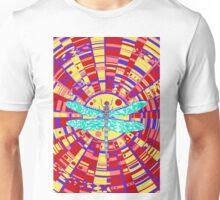 Dragon on glass Unisex T-Shirt