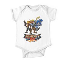 Childhood heroes One Piece - Short Sleeve