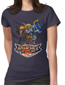 Childhood heroes Womens Fitted T-Shirt