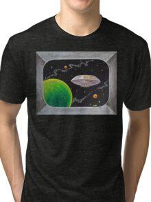 JUPITER 2 T.V. Tri-blend T-Shirt