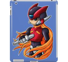 Mega Man Zero iPad Case/Skin