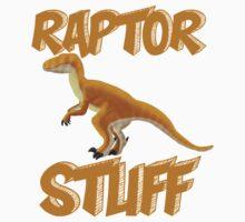 Raptor Stuff Kids Tee
