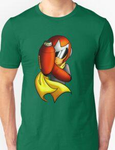 Proto Man Bust Unisex T-Shirt