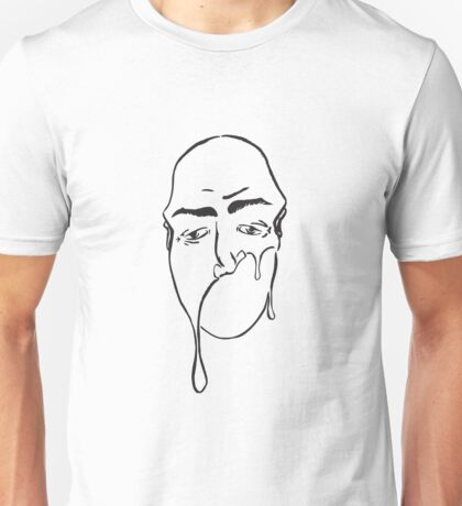 Melty Face 1 Unisex T-Shirt