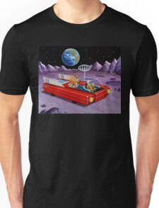 MOON ROVER Unisex T-Shirt