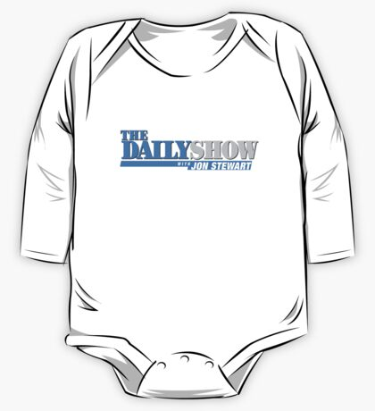 The Daily Show with Jon Stewart One Piece - Long Sleeve