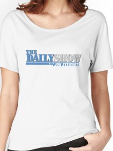 The Daily Show with Jon Stewart Women's Relaxed Fit T-Shirt
