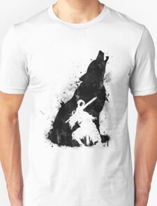 The walker of abyss VERSION BLACK Unisex T-Shirt