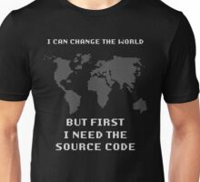 Source Code Unisex T-Shirt