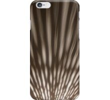 Good Morning, Hope / Shadows of light on the ceiling iPhone Case/Skin