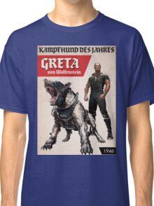 Greta von Wolfenstein Classic T-Shirt