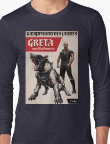 Greta von Wolfenstein Long Sleeve T-Shirt