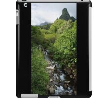Iao Valley iPad Case/Skin