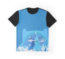 finn ice kingdom Graphic T-Shirt