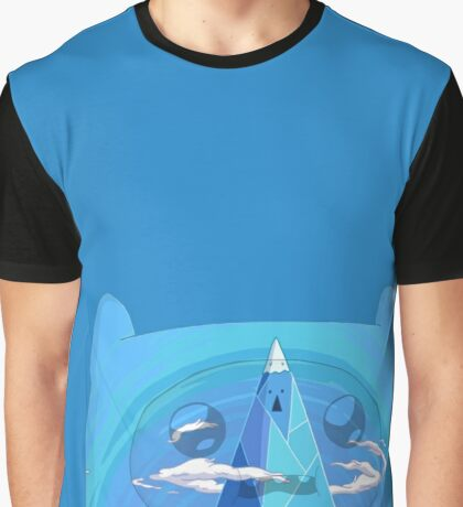 finn ice kingdom Graphic T-Shirt