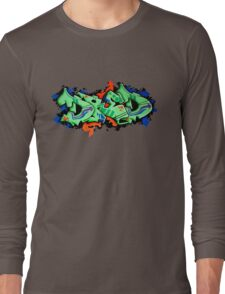 dred wildstyle Long Sleeve T-Shirt
